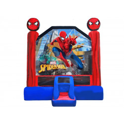 Spiderman Chateau Gonflable