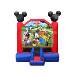 Structure Gonflable De Mickey Mouse