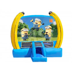 Minion Chateau Gonflable