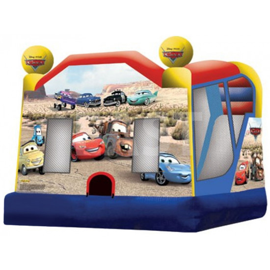 Disney Cars Chateau Gonflable