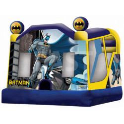 Batman Chateau Gonflable