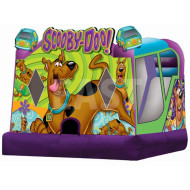 Scooby Doo Chateau Gonflable