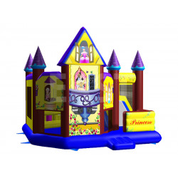 Disney Princess Combo Chateau Gonflable
