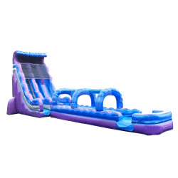 Le Plus Grand Toboggan Gonflable