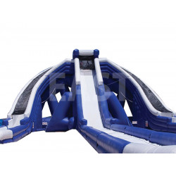 Toboggan Aquatique Freestyle Trippo