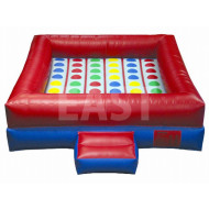 Jeu De Twister Gonflable