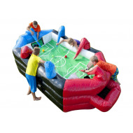 Jeu De Football Gonflable