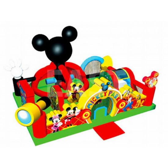 Gonflable Mickey Mouse Pour Tout-petits