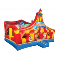 Structure Gonflable Circus Playland Toddler