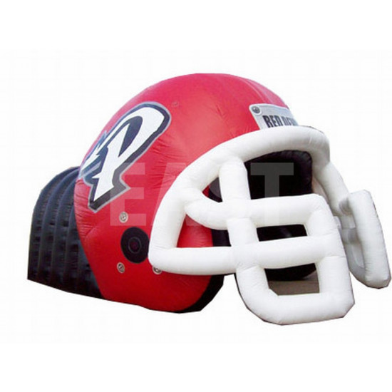 Casque De Football Gonflable