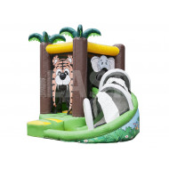 Château Gonflable Mini Jungle Multifun