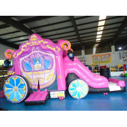 Maison Princesse Carriage Bounce
